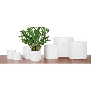 Plant Pot - White - 14cm