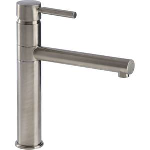 Clyne Single Lever Kitchen Tap - Brushed