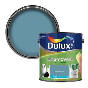 Dulux Easycare Kitchen Stonewashed Blue Matt Paint - 2.5L