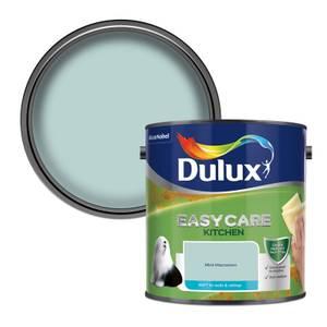 Dulux Easycare Kitchen Mint Macaroon Matt Paint - 2.5L