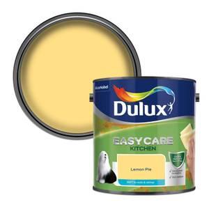 Dulux Easycare Kitchen Lemon Pie Matt Paint - 2.5L