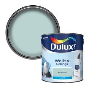 Dulux Mint Macaroon - Matt Emulsion Paint - 2.5L