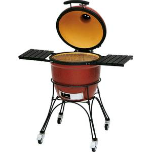 Kamado Classic Joe Charcoal BBQ Red