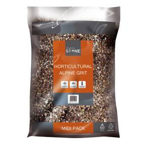 Stylish Stone Horticultural Alpine Grit - Midi Pack - 9kg
