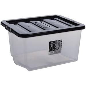 Crystal 35L Storage Box