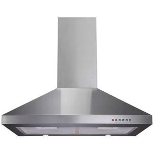 CDA ECH71SS Chimney Cooker Hood - 70cm - Stainless Steel