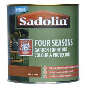 Sadolin Four Seasons - Warm Teak - 1L