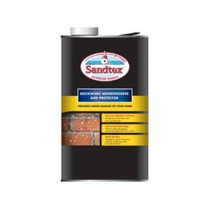 Sandtex Brickwork Waterproofer & Protector - 5L