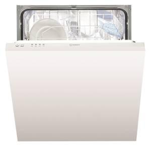 Indesit Ecotime DIF 04B1 Integrated Dishwasher - White