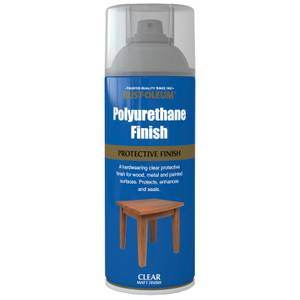 Rust-Oleum Polyurethane Finish Matt - Spray - 400ml