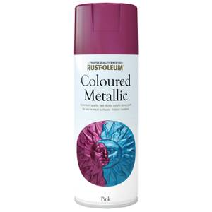Rust-Oleum Pink Metallic - Spray - 400ml