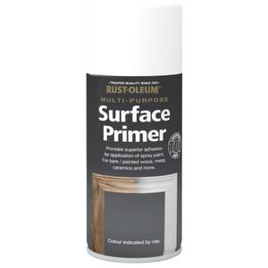 Rust-Oleum Painters Touch - Craft Enamel Spray Paint Primer Off White - 150ml