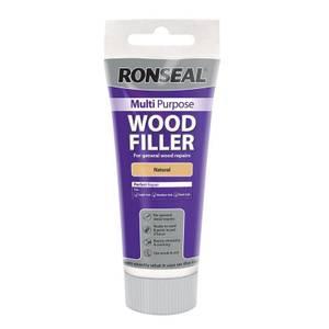 Ronseal Multipurpose Wood Filler Tub - Natural - 325g