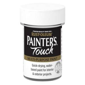 Rust-Oleum Painters Touch Enamel Bright Yellow - 20ml