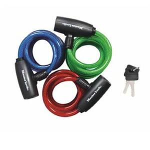 Master Lock Braided Steel Cable Lock - 1.8m