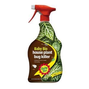 Baby Bio Houseplant Bug Killer - 1L