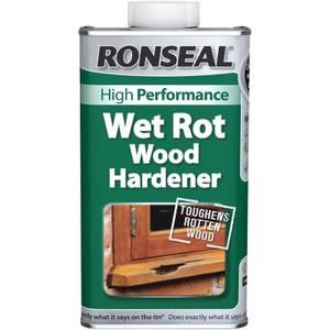 Ronseal Wet Rot Wood Hardener - 250ml