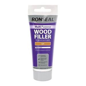 Ronseal Multipurpose Wood Filler Tube - Light - 325g