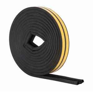 Epdm P Profile Rubber Black - 10m