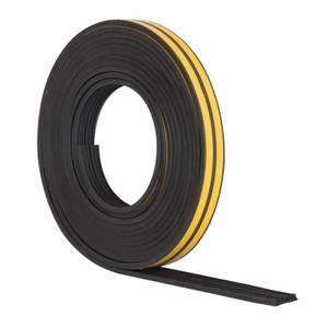 Epdm E Profile Rubber Black - 10m
