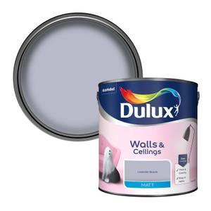 Dulux Lavender Quartz Matt Emulsion Paint - 2.5L