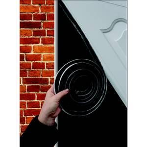 Garage Door Pile Seal Black - 7m