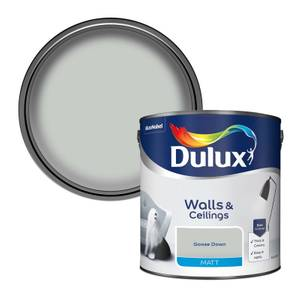Dulux Goose Down - Matt Emulsion Paint - 2.5L
