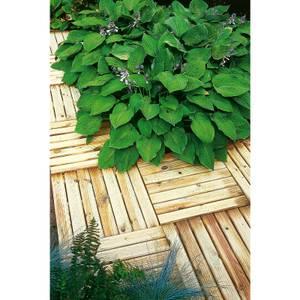 Forest Deck Tile - 50 x 50cm