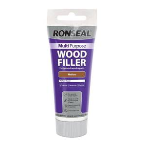 Ronseal Multipurpose Wood Filler Tube - Medium - 325g