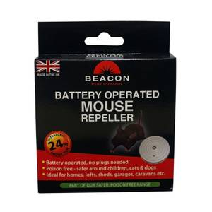 Rentokil Battery Operated Mouse Repeller