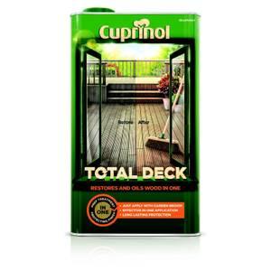 Cuprinol Total Deck - 5L
