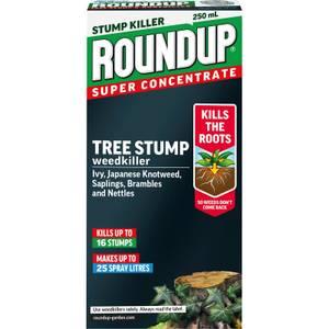 Roundup Tree Stump & Rootkill Weedkiller - 250ml