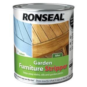 Ronseal Garden Furniture Stripper - 750ml