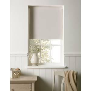 Cotton Colour Blackout Blind - 90cm