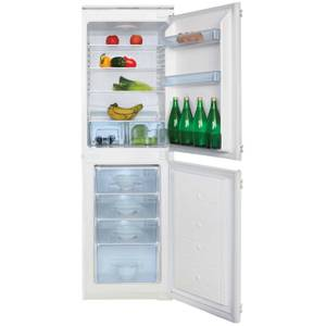 Matrix MFC501 Integrated 50/50 Fridge Freezer - White