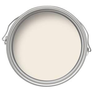 Crown Breatheasy Delicate White - Matt Standard Emulsion Paint - 2.5L