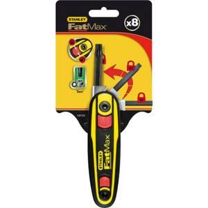 Stanley Fatmax 8 pciece Torx Locking Key Set
