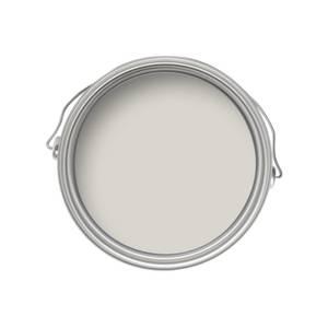 Crown Breatheasy Smoked Glass - Silk Standard Emulsion Paint - 2.5L