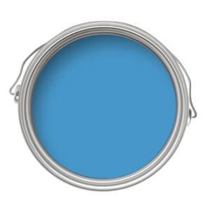Crown Feature Wall Breatheasy Peek-A-Boo Blue - Matt Paint - 1.25L
