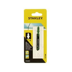 Stanley Jigsaw Blade Tile/Fibreglass - STA26061-XJ