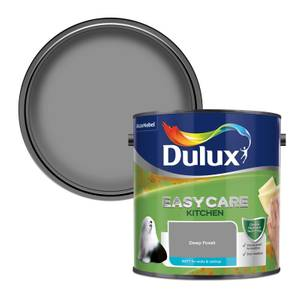 Dulux Easycare Kitchen Deep Fossil Matt Paint - 2.5L