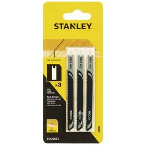 Stanley Jigsaw Blade Wood (U-Fine) - STA20023-XJ