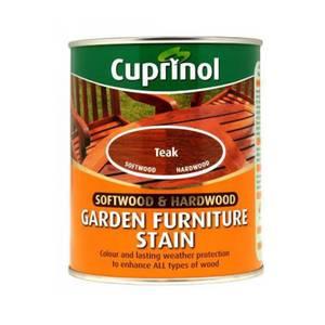 Cuprinol Hardwood Garden Furniture Protector - Teak - 750ml