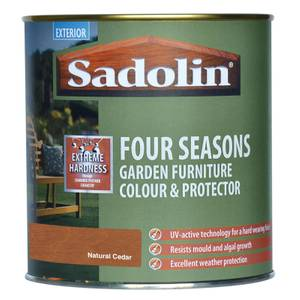 Sadolin Four Seasons - Natural Cedar - 1L