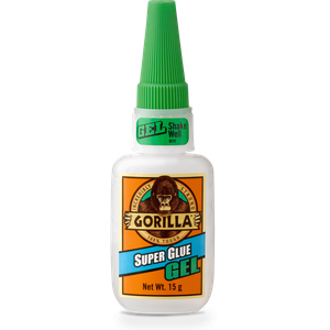 Gorilla Super Glue Gel 15gm