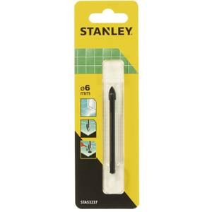 Stanley Drill Bit Tile & Glass 6mm - STA53237-QZ