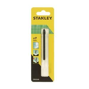 Stanley Drill Bit Tile & Glass 7mm - STA53249-QZ