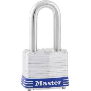Master Lock Long Shackle Laminated Padlock - 38mm