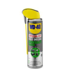 WD-40 Specialist Fast Drying Contact Cleaner - 250ml