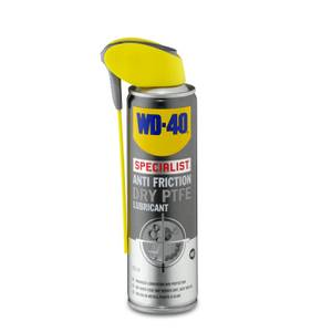 WD-40 Specialist Anti Friction Dry PTFE Lubricant - 250ml